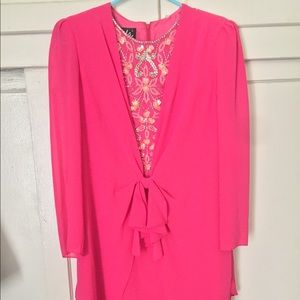 Vintage Hot Pink Ursula of Switzerland